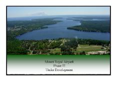 Mount Royal Airpark On the St. Johns River